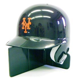 Riddell MLB New York Mets Mini Batting Style, One Size, Team Color