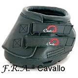 Cavallo Hufschuhe Simple Gr.4 black 1pr