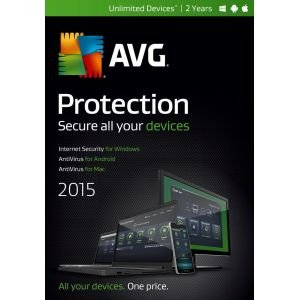 Avg Protection 2015-Unlimited /2Years