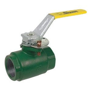 Oil Patch Ball Valve, 2 In, Ductile Iron from Sharpe Valves