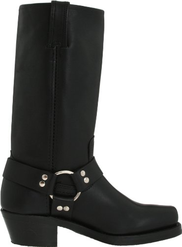 Women's Boot Harness Black Frye 12R wxB1T60Wq7