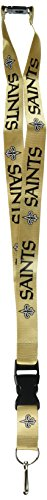 - NFL New Orleans Saints Team Lanyard
