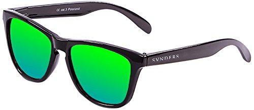 SUNPERS Sunglasses SU40002.3 Lunette de Soleil Mixte Adulte, Vert