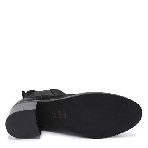 E1 39 SEMERDJIAN Noir ER Femmes 428 Boots qxZZUIPwz
