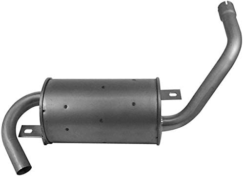 Aftermarket Replacement for Komatsu Muffler 3EB-03-A2110