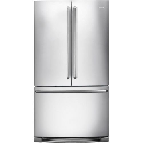 Electrolux EI23BC80KS IQ-Touch 22.6 Cu. Ft. Stainless Steel Counter Depth French Door Refrigerator - Energy Star (Touch French Door Refrigerator)