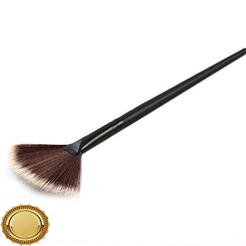 - Gatton Useful Slim Fan Shape Powder Concealor Blending Finishing Makeup Brush Nail Art | Style MKPBRUSH-21181441