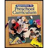 Approaches to Preschool Curriculum, Anziano, Michael C. and McGraw-Hill Staff, 0028020960
