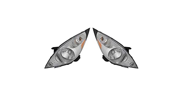 NEW RIGHT HALOGEN HEAD LIGHT ASSEMBLY FITS 2013-2015 CHEVROLET SPARK GM2503368