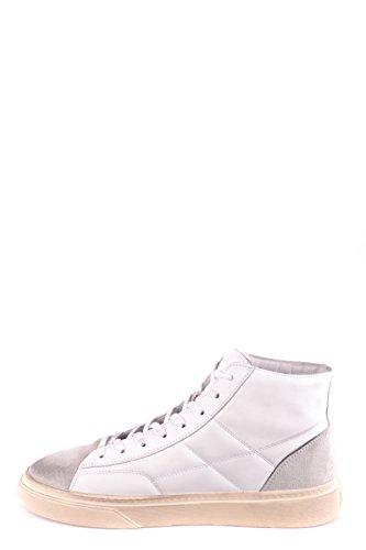 Hogan Herre Mcbi148456o Weiss Leder Hi Top Sneakers xt8o0