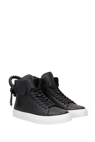 Buscemi Sneakers Uomo - Pelle (125mmweave) Eu Nero