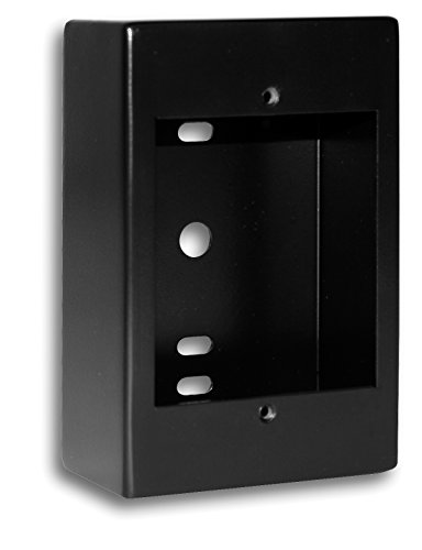 (Viking Electronics VK-VE-3X5 Surface Mount Box for E-40 Series White Box)