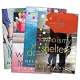 yada yada house of hope series - Yada Yada House of Hope set- Books 1-4 by Neta Jackson: where do i go?, who do i talk to?, who do i lean on? & who is my shelter?