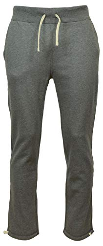 (Polo Ralph Lauren Mens Fleece Athletic Pants (X-Large, Dark Grey Heather))