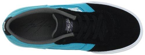 DC Shoes DC Shoes - Schuhe - COLE PRO YOUTH SHOE - D0303323B-BLRD - black D0303323B - Zapatillas de skate de cuero para niño multicolor - multicolor
