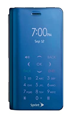 Sanyo Innuendo SCP-6780 Phone, Blue (Sprint)