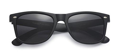 a2763e0485 Polarspex Polarized 80 s Retro Classic Trendy Stylish Sunglasses for Men  Women