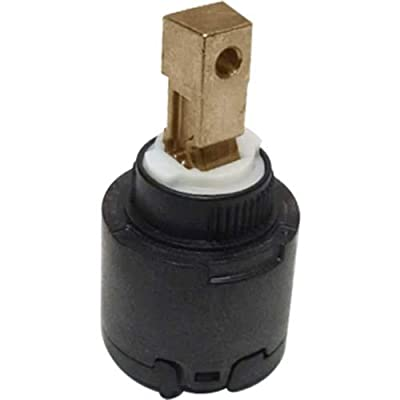 Delta RP73000 Replacement Valve for Delta Faucets Short Stem with Screw,