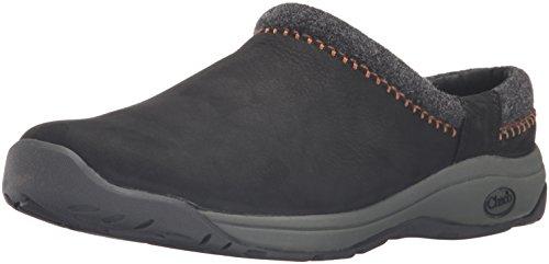 Chaco Men's Zealander-M Shoe, Black, 10.5 M US