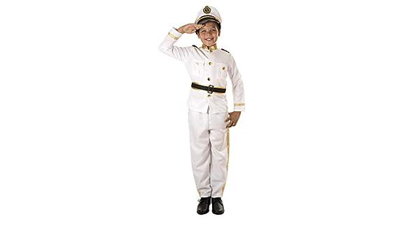 Costumizate! Disfraz de Marine Talla 5-6 Especial para niños ...