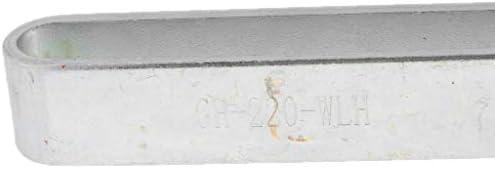 炭素鋼製 トグルクランプ クランプ クリップロック式 炭素鋼製 固定ツール GH220WLH