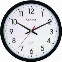 Geneva 14-Inch Quartz Wall Clock