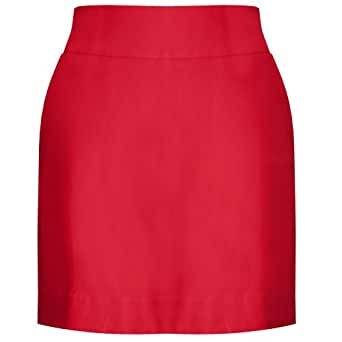 Tail Activewear Women's Mulligan Skort Red 16 5