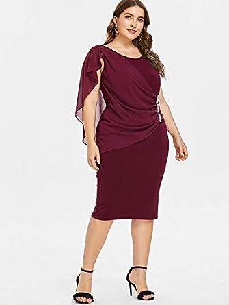 Vestidos Tallas Grandes Plus Size Women Ropa De Moda para ...