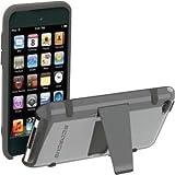 Scosche kickBACK Hybrid Case for iPod Touch 4G (Gray)