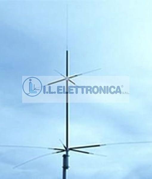 COMTRAK HUV-8 Bandas verticales HF/VHF/UHF 874032 ...