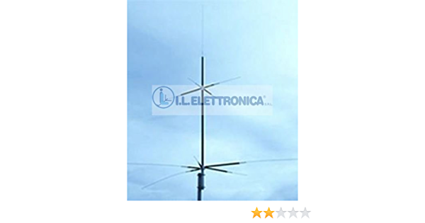 COMTRAK HUV-8 Bandas verticales HF/VHF/UHF 874032