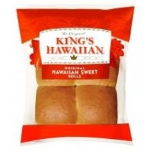 Kings Hawaiian Original Sweet Rolls, 4.4 Ounce -- 64 per case. by King's Hawaiian