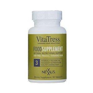 Vitatress Nexxus cheveux Complément alimentaire - 90 comprimés