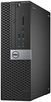 Dell OptiPlex 3000 Series (3040) Quad Core i5 Desktop Bundle