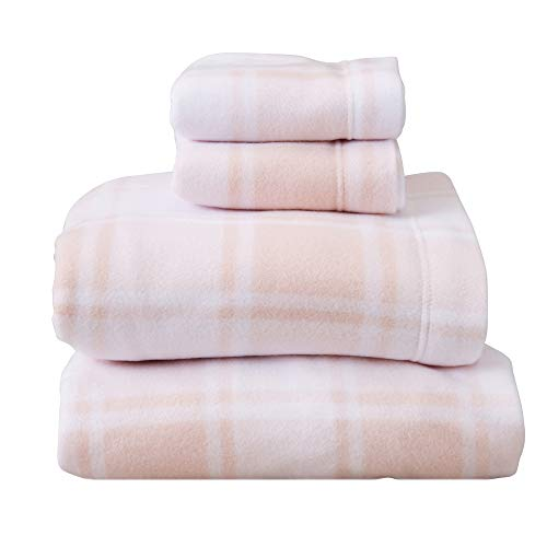 Cozy Fleece Sheet Set - Great Bay Home Super Soft
