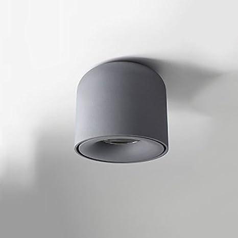 Amazon.com: wsxxn LED 5 W 7 W aluminio completo Scrub alta ...