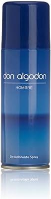 Don Algodón Hombre - Desodorante, 200 ml: Amazon.es: Belleza