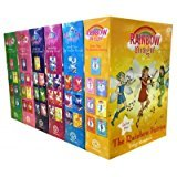 Rainbow Magic Series Collection 42 Books Set (Colour Fairies, Weather Fairies, Party Fairies, Jewel Fairies, Pet Keeper Fairies, Sporty Fairies)