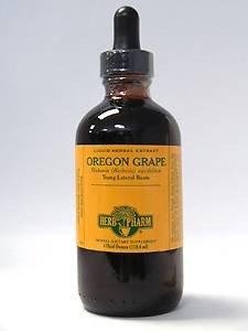 Херб Фарм Орегон виноградный экстракт Дополнение, 4 унции