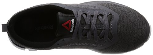 Reebok Damen Sublite Authentic 4 Laufschuhe Mehrfarbig (Grey/black/white)