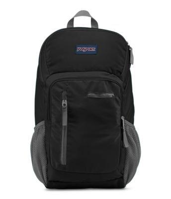 JanSport Impulse Laptop Backpack - Black Triangle Dobby