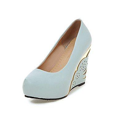 Zapatos azules de otoño oficinas para mujer  pink-us8 / eu39 / uk6 / cn39 aMjW2X