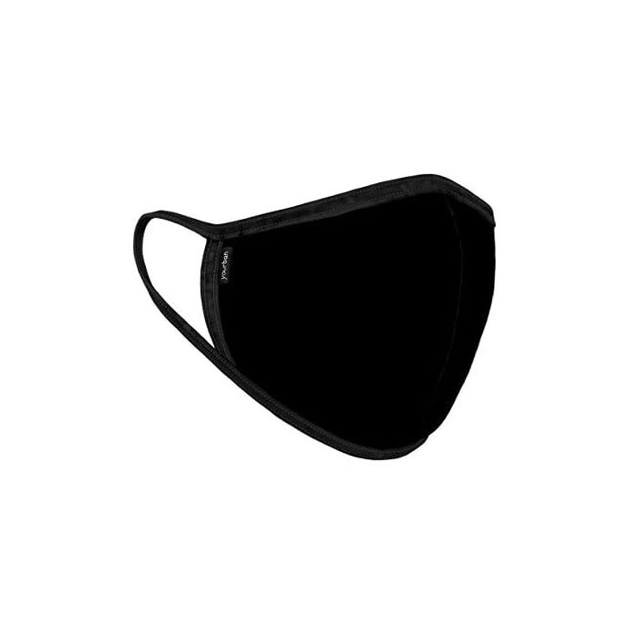 31XKr5 9MLL Nuestra mascarilla está confeccionada en cuatro capas. Dos capas externas en algodón y dos capas internas no visibles en TNT (tejido no tejido) con una composición de 100% polipropileno, cuya función es filtrar y contener el paso de partículas. Avalado por su biocompatibilidad con la piel, el TNT es un material especialmente indicado para su uso en mascarillas higiénicas. Nuestras mascarillas cumplen la orden de Ministerio de Salud SND/422/2020, de 19 de mayo, por la que se regulan las condiciones para el uso obligatorio de mascarilla durante la situación de crisis sanitaria ocasionada por el COVID-19 algodón, elastano, poliester y tejido no tejido (polipropileno)