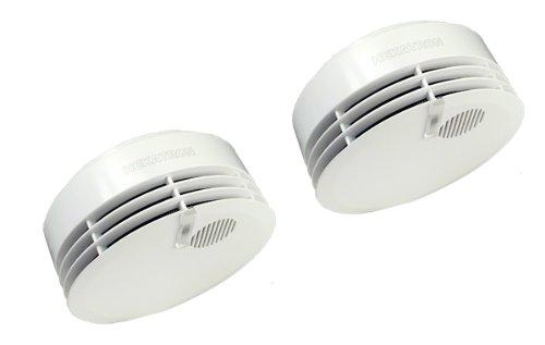 Hekatron Genius - Adhesivo para detector de humos (6 ...