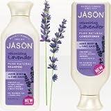 Jason Volumizing Lavender Conditioner Shampoo Natural Products Fine Hair by Jason