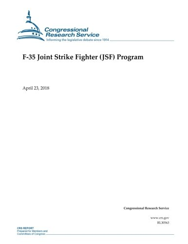 Jsf Strike Fighter - F-35 Joint Strike Fighter (JSF) Program