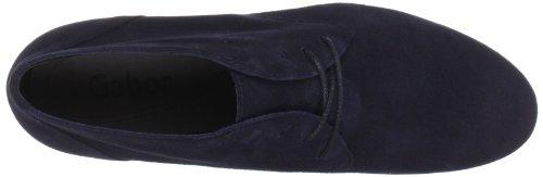blau Basse Stringate Donna 6542216 pazifik Shoes Scarpe Gabor Blu n0qUpx