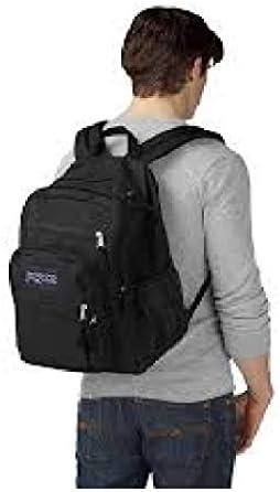 JanSport Super Student Backpack Black