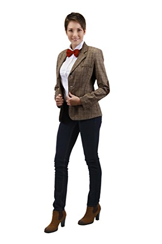 Costume Women Who Halloween Doctor For (Elope Dr. Who: Eleventh Doctor Jacket Large/Extra)