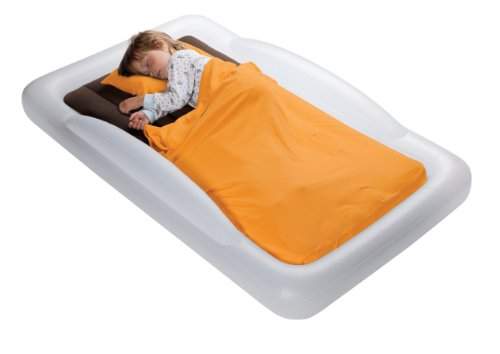 The Shrunks Indoor Toddler Inflatable Travel Bed